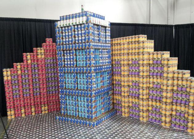Canned TARDIS!