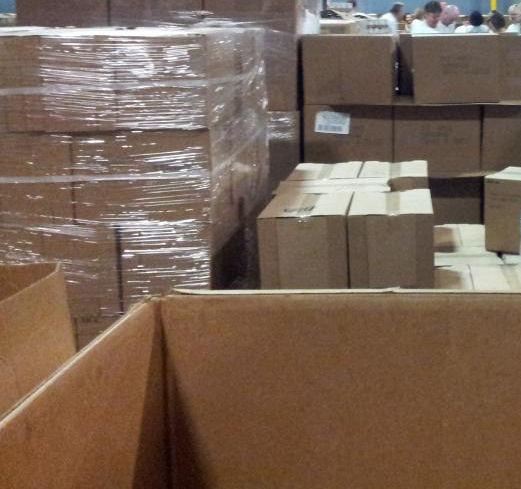 Boxes boxes boxes!