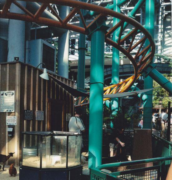 Petting Zoo Coaster!