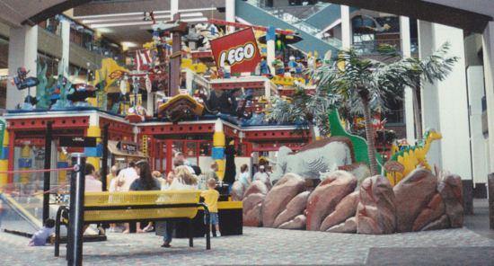 Lego Store!
