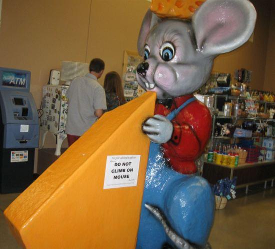 Mars Has Mice!