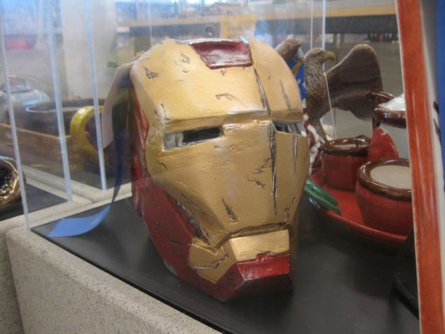 Iron Man Mask!