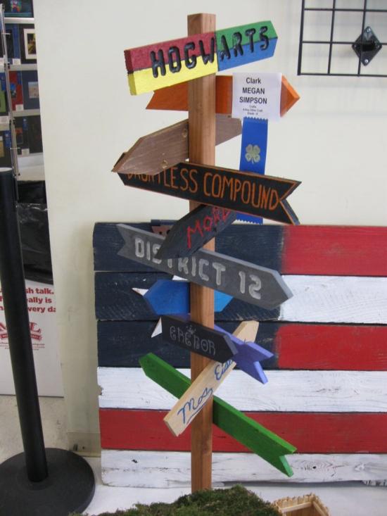 geek signpost!