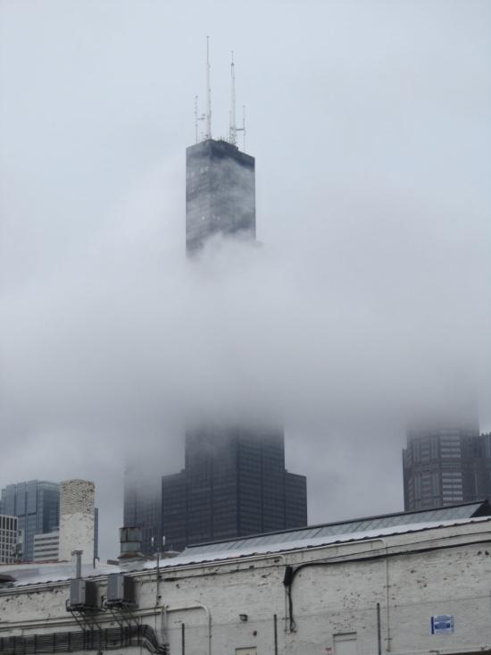 Willis Tower!