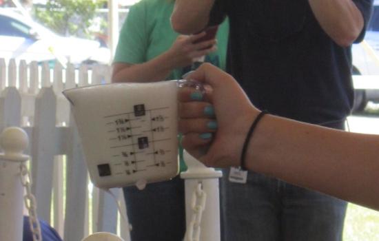State Fair Milk!
