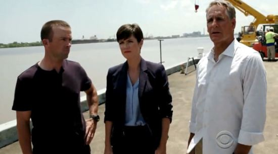 NCIS New Orleans!