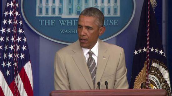 President Barack Obama!