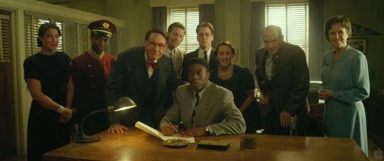 42: the Jackie Robinson Story!