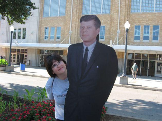 JFK Selfie!
