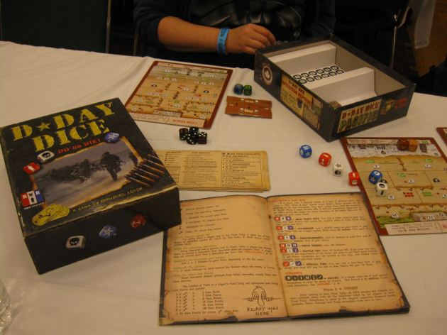 D-Day Dice!