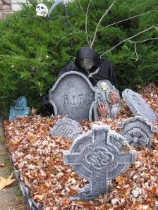 Halloween Cemetery!