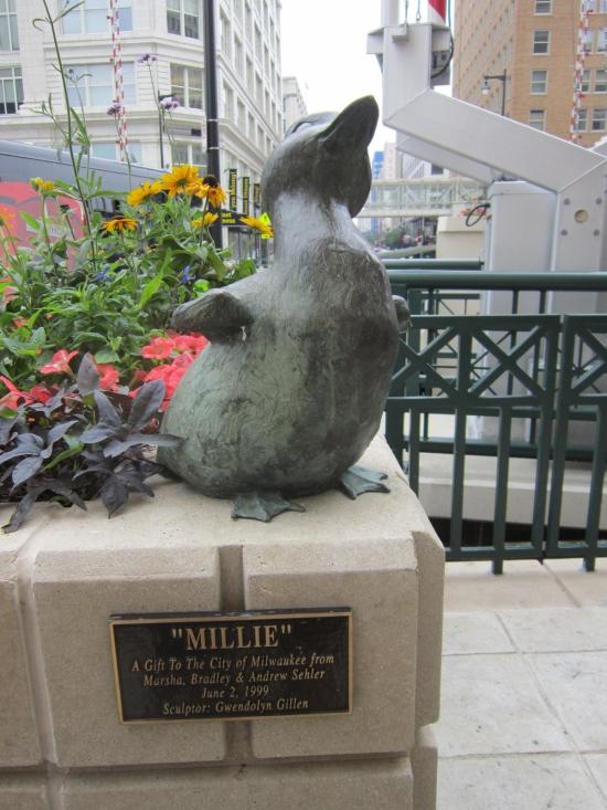Millie!