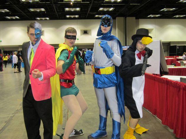 Batman Family!