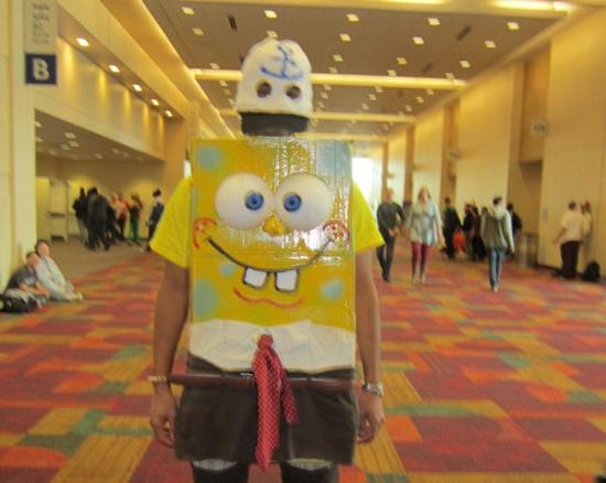 Spongebob Squarepants!