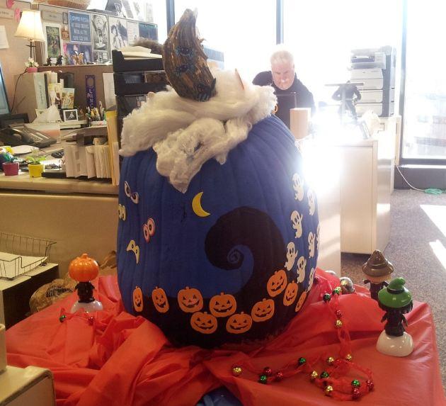 Nightmare Pumpkin!
