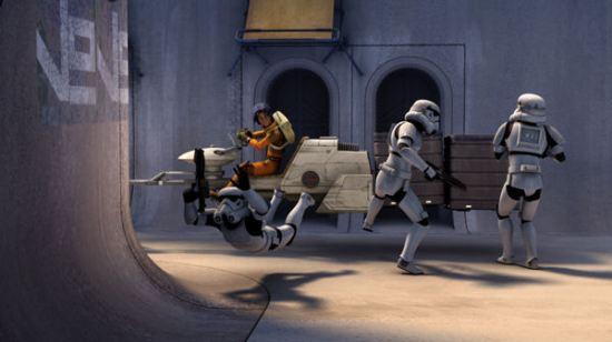 Star Wars Rebels!