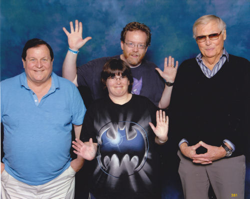 Adam West and Burt Ward!