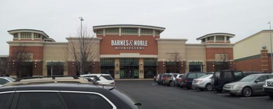 Barnes & Noble!