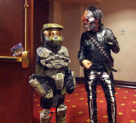Chief + Rider!