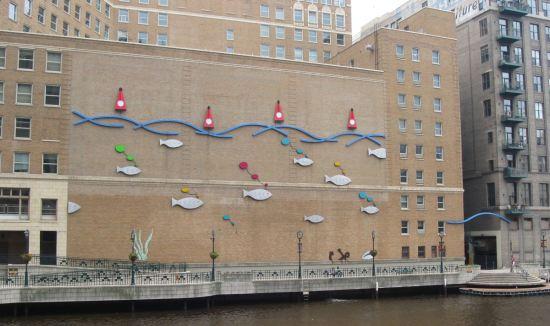 Fish Mural!