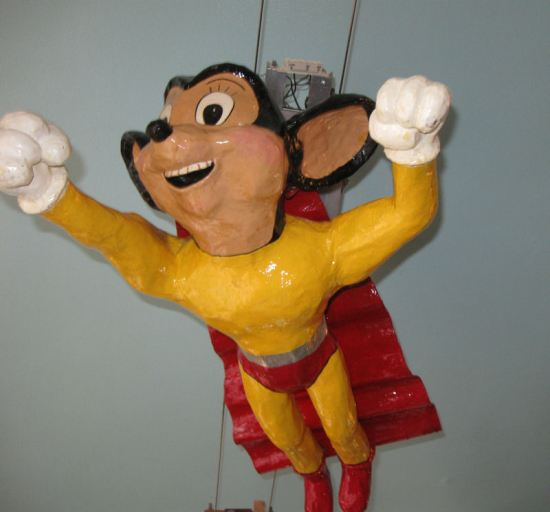 Mighty Mouse!