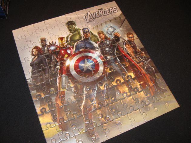 Avengers Jigsaw!