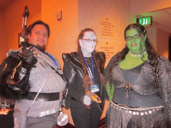 Star Trek Aliens!