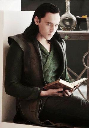 Loki says READ.