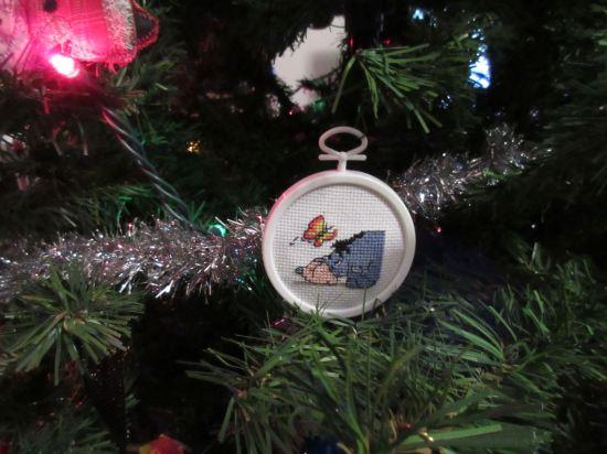 Eeyore ornament!