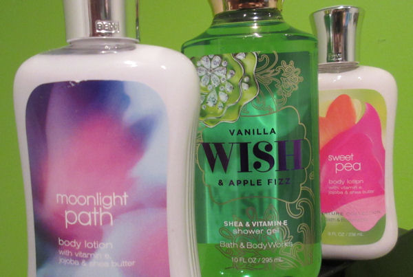 Bath & Body Works!
