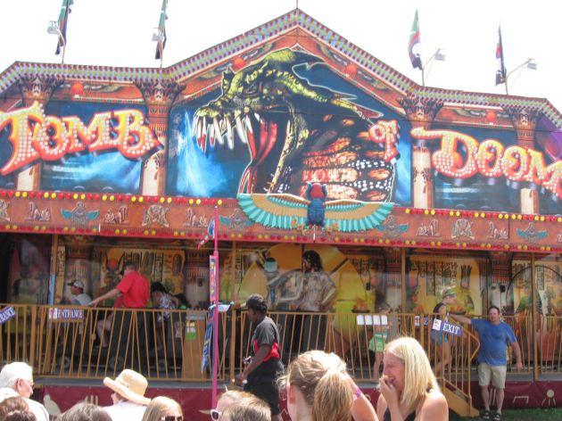 Tomb of Doom!