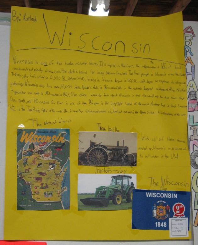 Wisconsin Wiki!