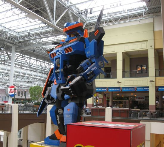 Lego Armor!