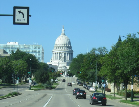 Wisconsin State Capitol!