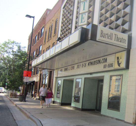 Bartell Theatre!