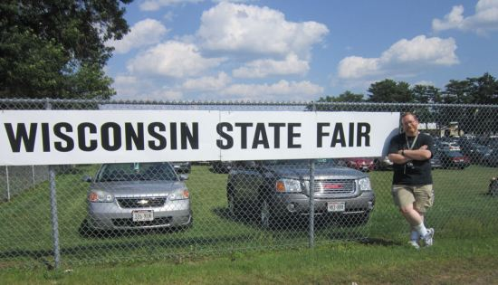 Northern Wisconsin State Fair!