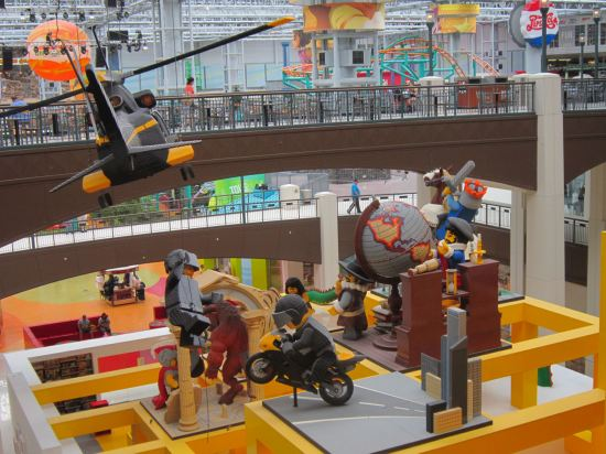 Mall of America Legos!