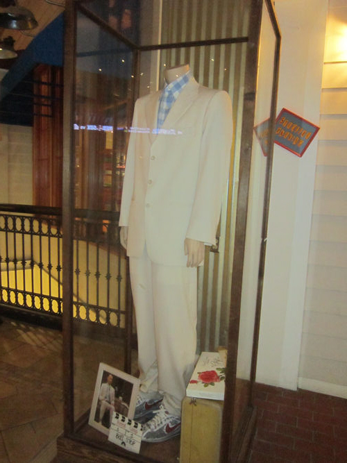 Forrest Gump suit!