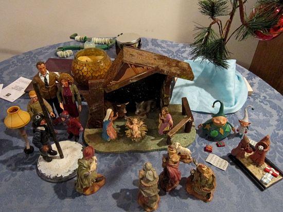Christmas Diorama!