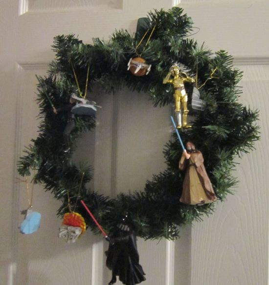 Star Wars Wreath!