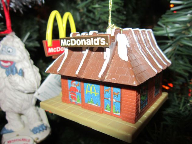 McDonald's ornament!