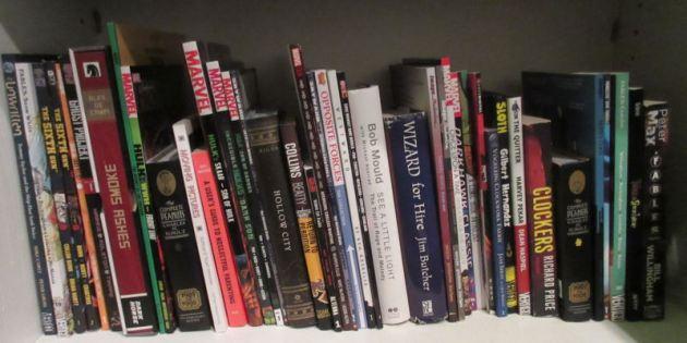 Empty Shelf 2014 Results!