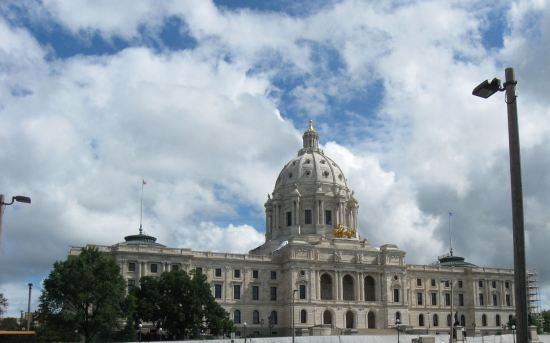 Minnesota State Capitol!