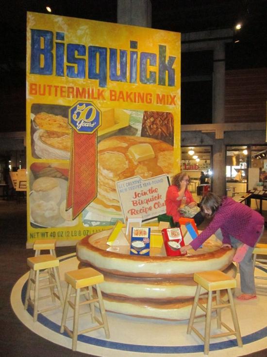 Giant Pancakes!