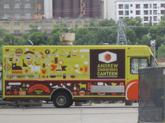 Andrew Zimmern Canteen!