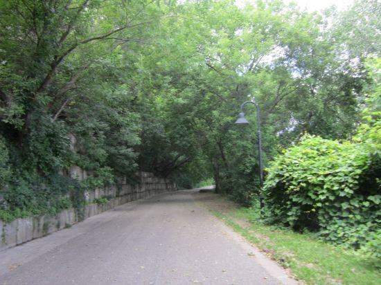 Nature path.