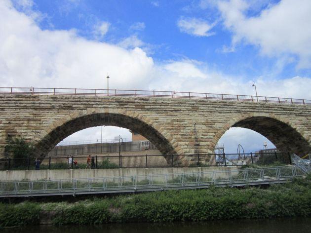 Stone Arch Bridge!