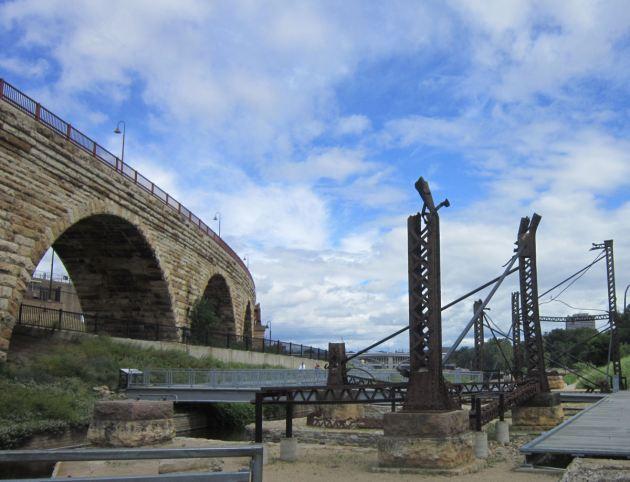 Bridge and Park.