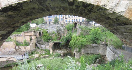 Mill Ruins Park!