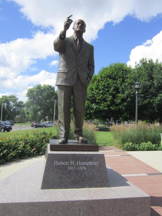 Hubert Humphrey!